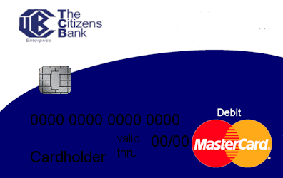 Personal Check Card