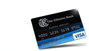 Debit credit cards the citizens bank of enterprise caring business credit card colourmoves Images